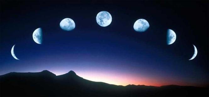 Лунный календарь стройности